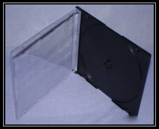 CD Slim Jewel Case, 5.2mm